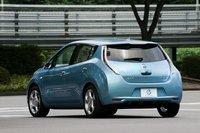 El Nissan Leaf amenaza al Prius y al Volt