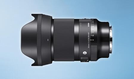 """Sigma 35mm F1.4 DG DN Art, """"el clasico renace"""" diseñado ahora para cámaras sin espejo de formato completo con montura L y Sony E"""