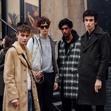 Cazadoras y abrigos que son tendencia y están de rebajas en H&M, Bershka y El Corte Inglés