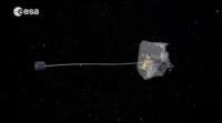 Llegó el momento de limpiar el espacio y la ESA ya sabe cómo hacerlo