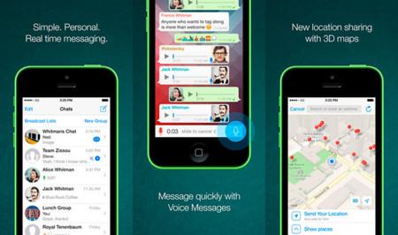 WhatsApp Messenger se actualiza (¡al fin!) para anticiparse al lanzamiento de iOS 8
