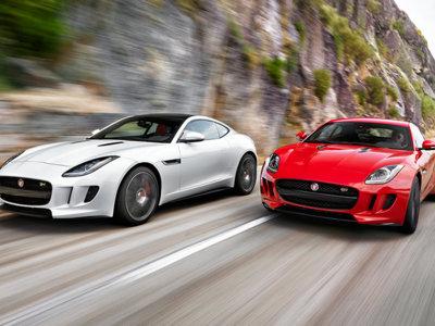 El retocado Jaguar F-Type equipará un motor cuatro cilindros
