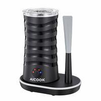 Cupón de descuento de 13 euros en el espumador de leche eléctrico Aicook: aplicándolo se queda en 36,99 euros con envío gratis