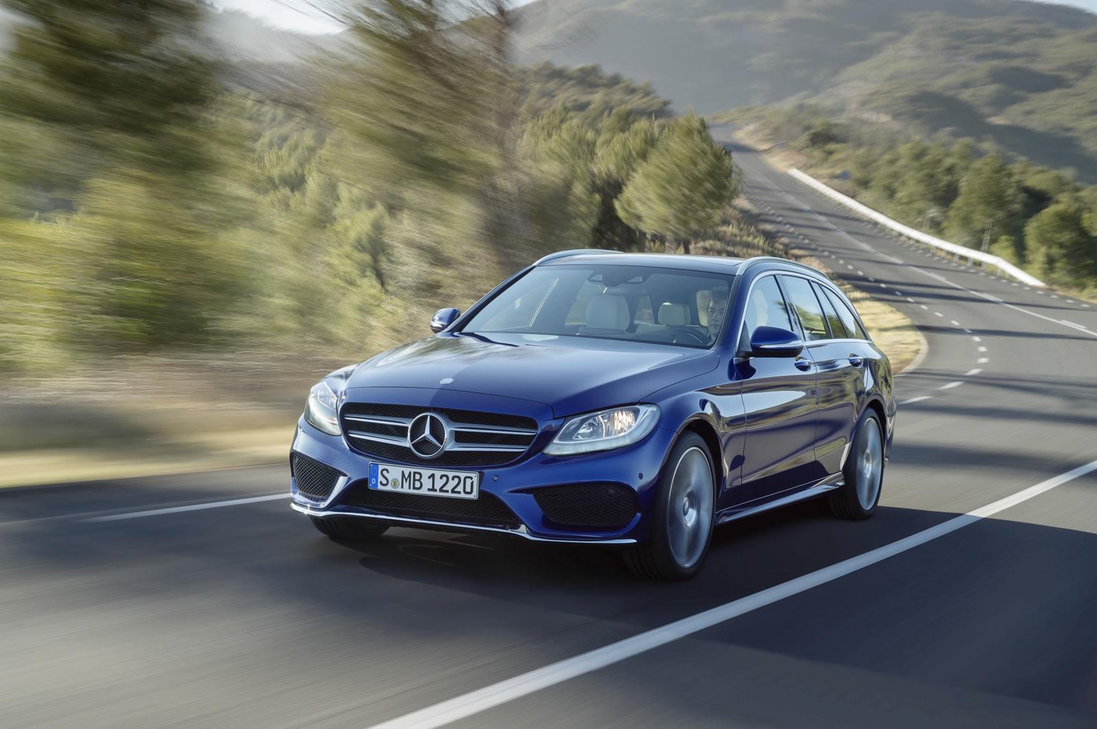 Foto de Mercedes-Benz Clase C Estate 2014 (28/36)