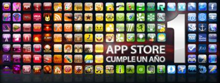 1 año de App Store, 1 año marcando la nueva tendencia del mercado