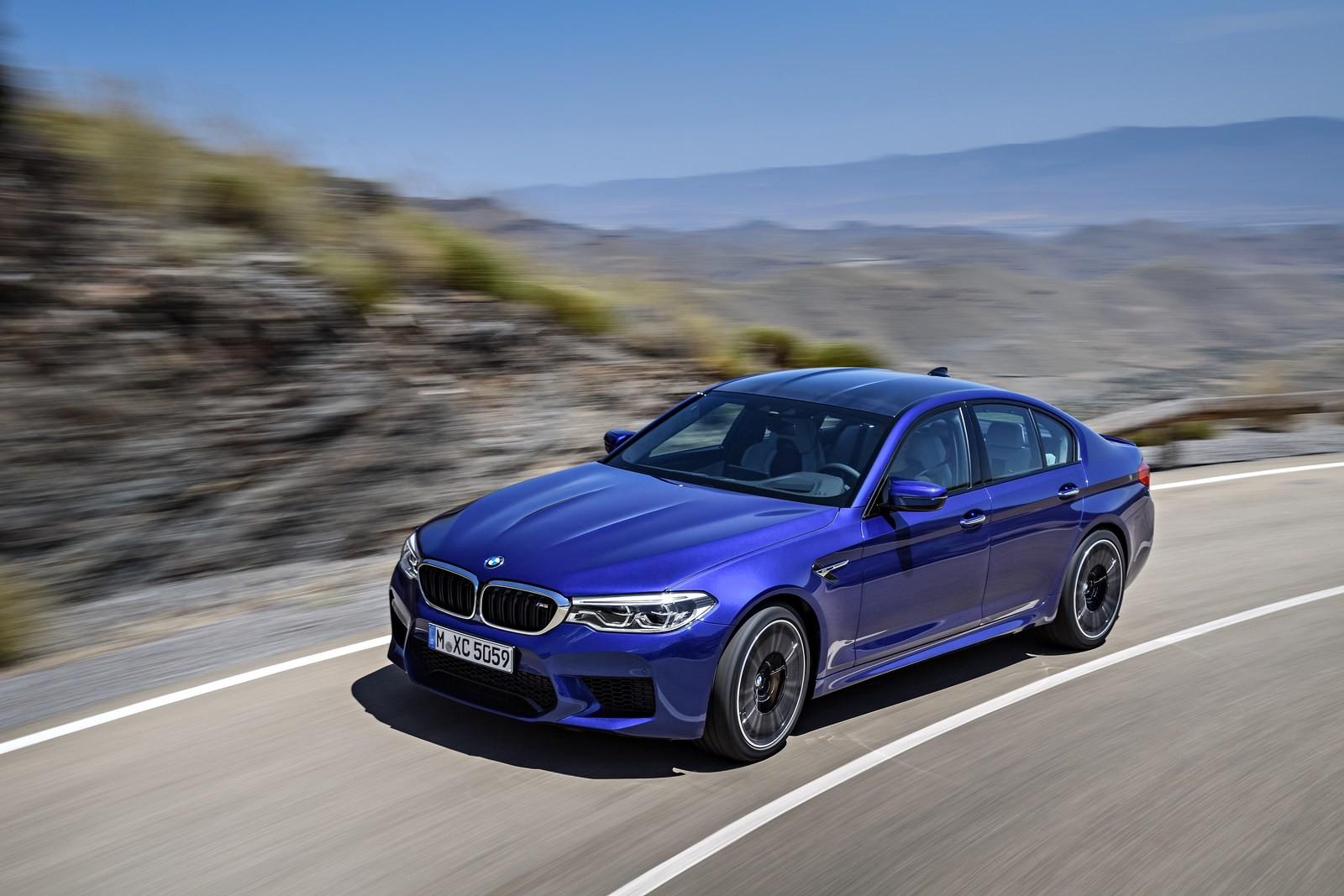 Foto de BMW M5 2018 (13/57)