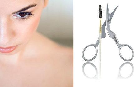 Cómo cortar el pelo de las cejas: dos pasos