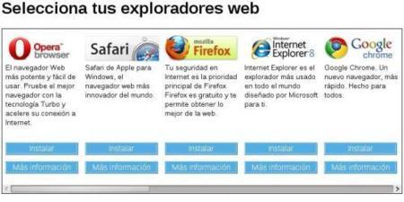 La Browser Ballot Screen da un gran empujón a Opera