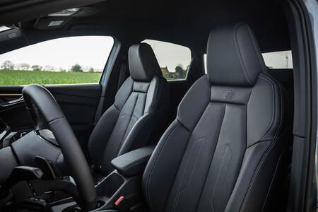 Audi Q4 Sportback E Tron interior