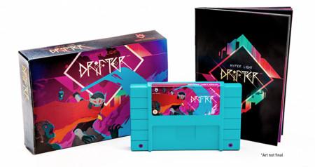 Si te gustó Hyper Light Drifter, espera a ver su edición de coleccionista