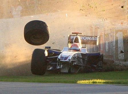 El incidente con Vettel le costó a Kubica...¿la victoria?