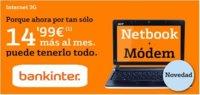 Bankinter Móvil: SMS gratis para nuevos clientes y un miniportátil financiado