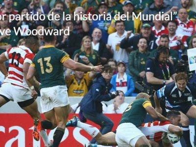 Todo lo que los otros deportes de equipo deberían aprender del Mundial de Rugby