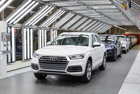Autoridades de Puebla clausuran la  fábrica de Audi por supuesto adeudo de impuestos (actualizado)