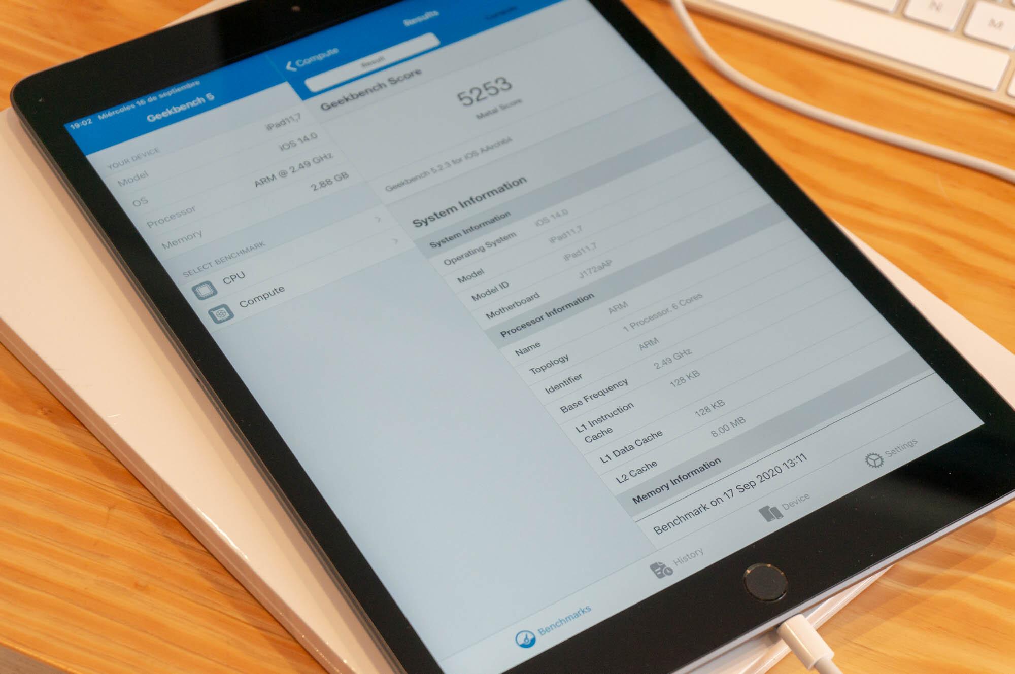 Foto de iPad 8a Generación 2020 (7/23)