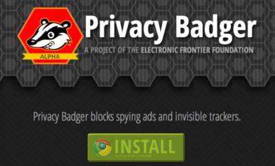 La EFF prueba Privacy Badger, una nueva extensión para bloquear anuncios que vulneren nuestra privacidad