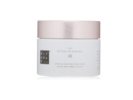 The Ritual Of Sakura Body Scrub De Rituals