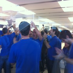 Foto 42 de 93 de la galería inauguracion-apple-store-la-maquinista en Applesfera