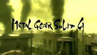 'Metal Gear Solid 4' está a punto de caramelo