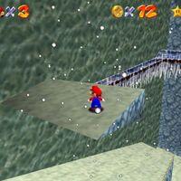 Super Mario 64: cómo conseguir la estrella Wall Kicks Will Work de Cool, Cool Mountain