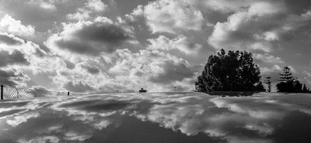 """Anatomía de una foto: """"Un paseo por las nubes"""" por xamiku"""