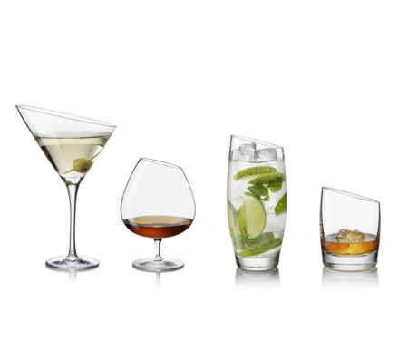 La creatividad de Eva Solo aplicada a vasos y copas