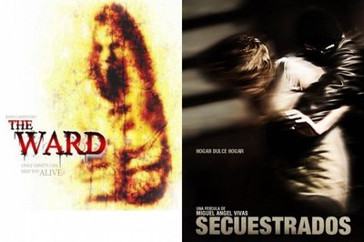 Sitges 2010 | 'The Ward' (John Carpenter) y 'Secuestrados' (Miguel Ángel Vivas)