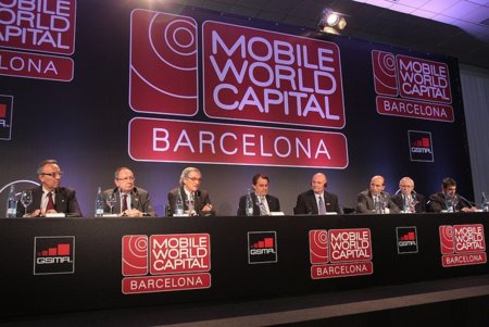 Barcelona gana la candidatura para ser Mobile World Capital