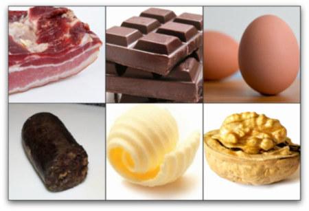 Adivina adivinanza: ¿qué alimento tiene más grasa saturada?