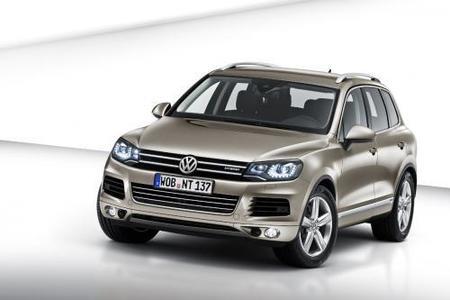 El Volkswagen Touareg 2010 ya es un hecho