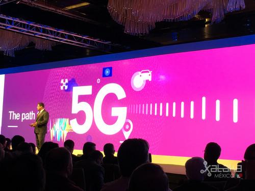 Todos los caminos llevan al 5G... menos los de México
