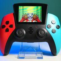 """Este """"mando de la PS5"""" tiene pantalla integrada y en ella puedes jugar a juegos de la Gameboy, MAME e incluso Neo Geo"""
