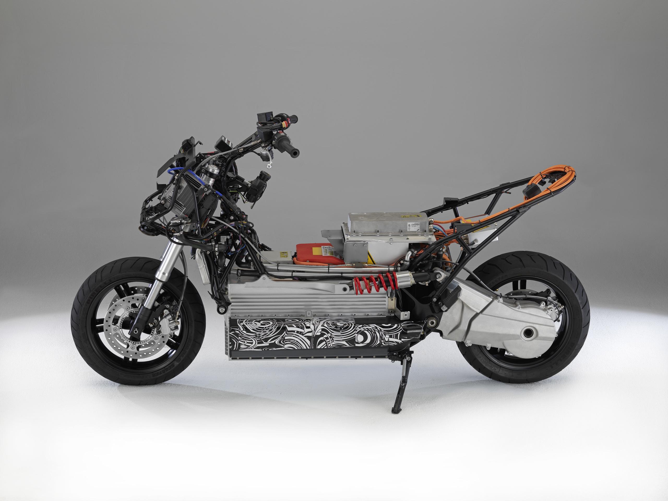 Foto de BMW E-Scooter (14/19)