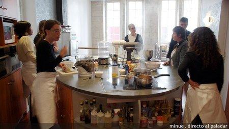 Gastronomía Loira - curso cocina