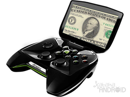 NVidia confirma que no venderá el Project Shield perdiendo dinero