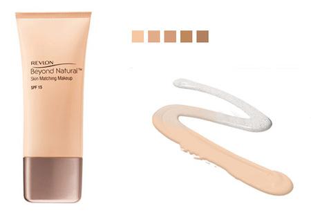 Beyond Natural de Revlon, la base blanca que se adapta a tu tono de piel
