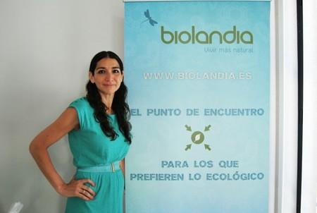 Biolandia es una comunidad en Internet creada por personas que desean vivir de una forma más natural