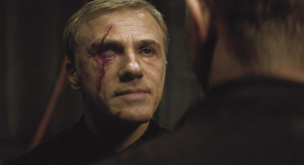 Christoph Waltz is in