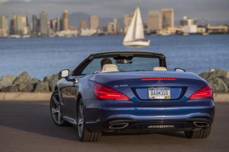 Mercedes-Benz SL, toma de contacto