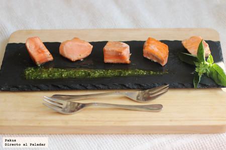 Keto Salmon