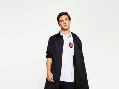 Los Juegos Olímpicos de Río 2016 como inspiración para los polos de Zara