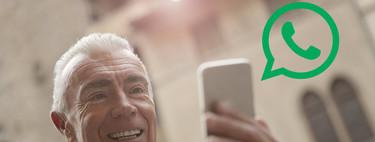 Los mejores celulares para mayores con WhatsApp