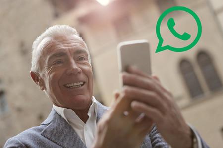 Los mejores móviles para mayores con WhatsApp
