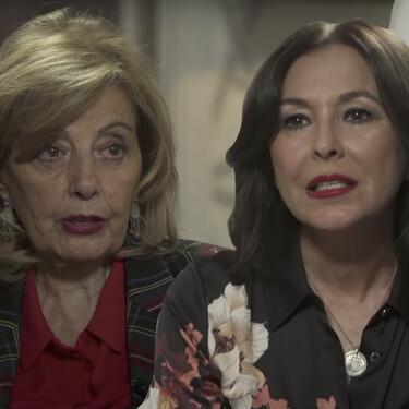 """María Teresa Campos estalla contra Isabel Gemio tras su incendiaria entrevista en Youtube: """"más mezquindad no existe ya, es gilipollas"""""""