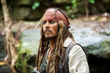 ¿Johnny Depp soltero? ¡Que se me cae un mito!