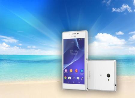 Sony Xperia M2 Aqua, el gama media resistente al agua está cerca
