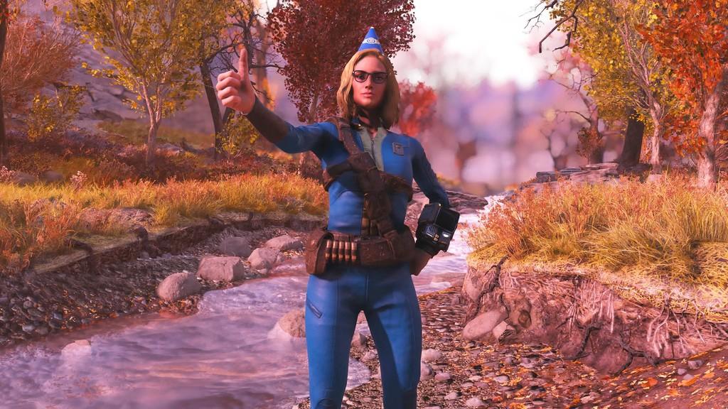 Invierno Nuclear: El modo Battle Royale para 52 jugadores de Fallout 76 prolonga su pre-beta sin una fecha límite