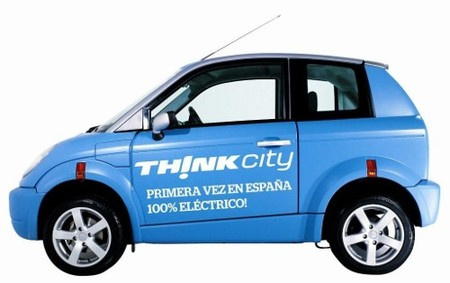 Los eléctricos de Think llegan a España