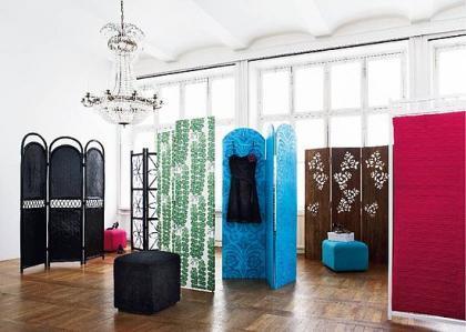 Biombos decorativos - Biombos de mimbre ...