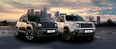 El Jeep Renegade estrena ediciones especiales Deserthawk y Night Eagle II